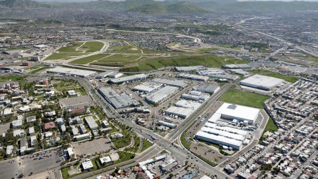 New industrial park in Juarez