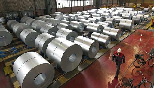 Steel business