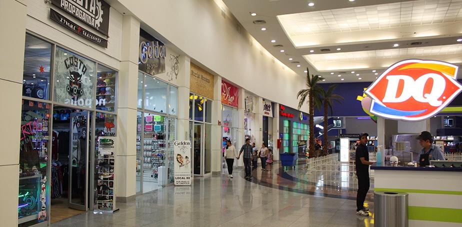 mall in Juárez