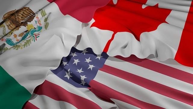 Mexico celebrates the start of USMCA agreement