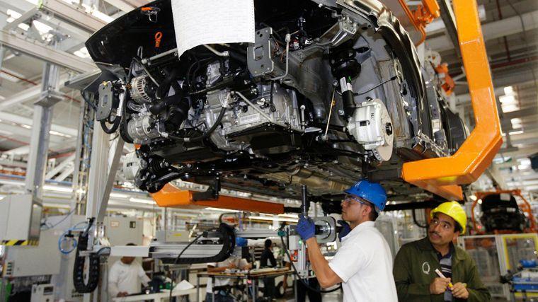 Manufacturing in Coahuila