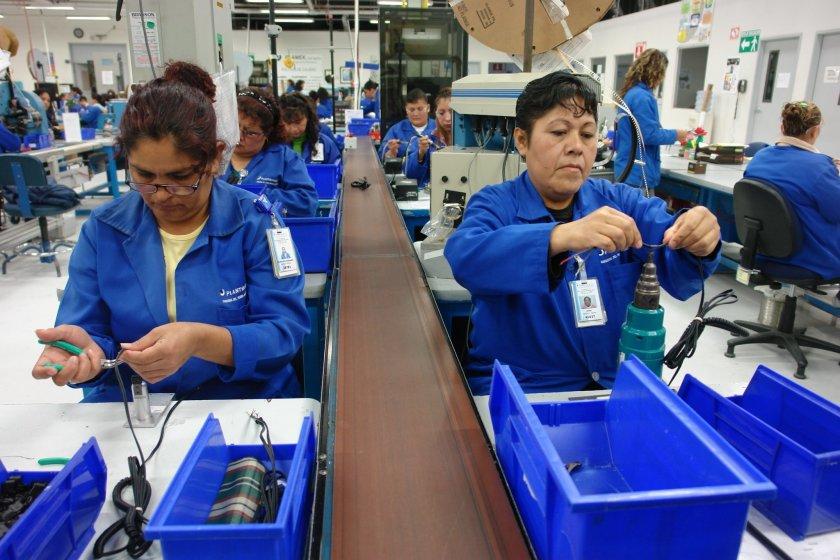 Employment in Tijuana