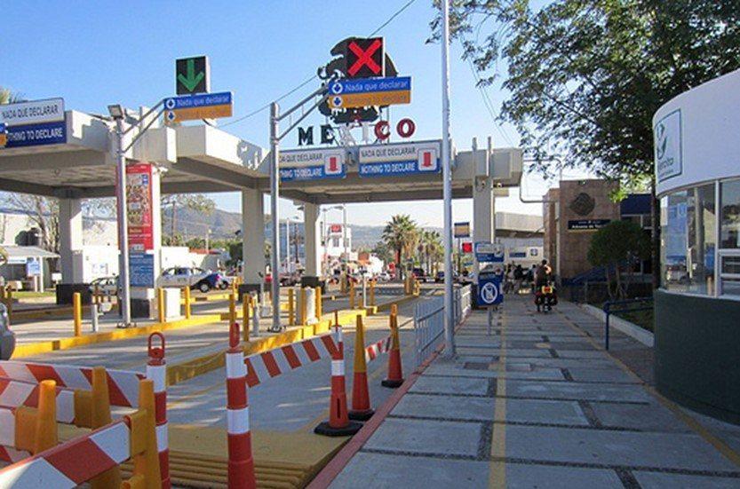 Rural California border crossing expands pedestrian capacity