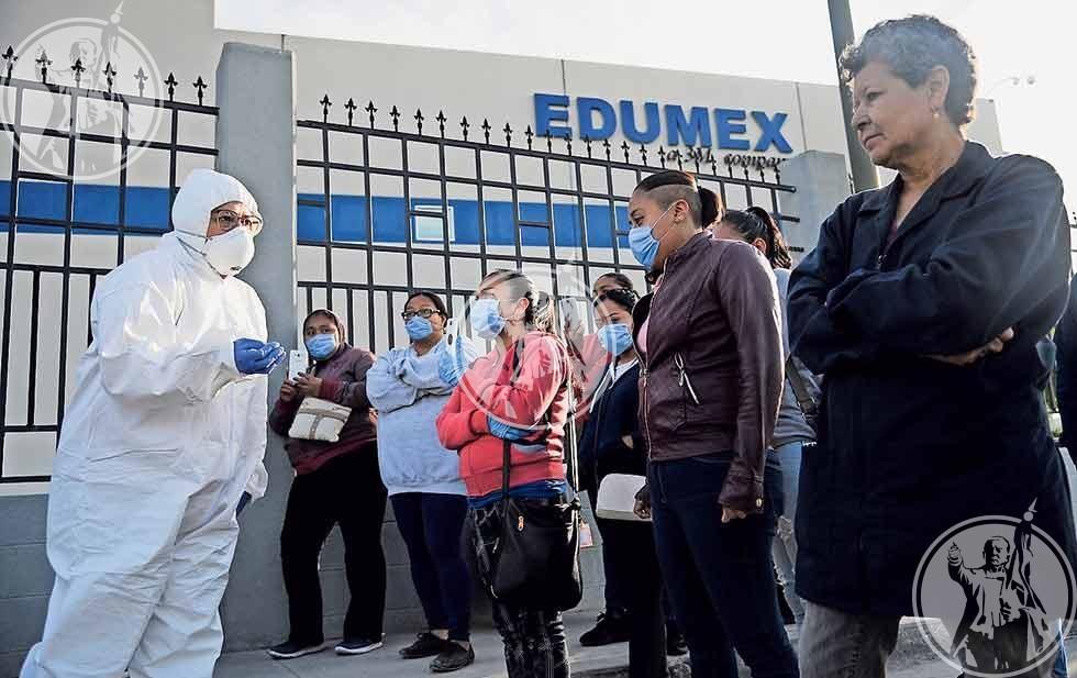 Edumex resumes operations in Juarez