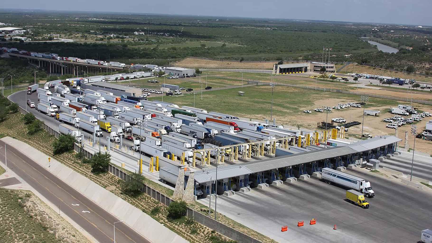 Laredo falls to the 4th busiest U.S. port