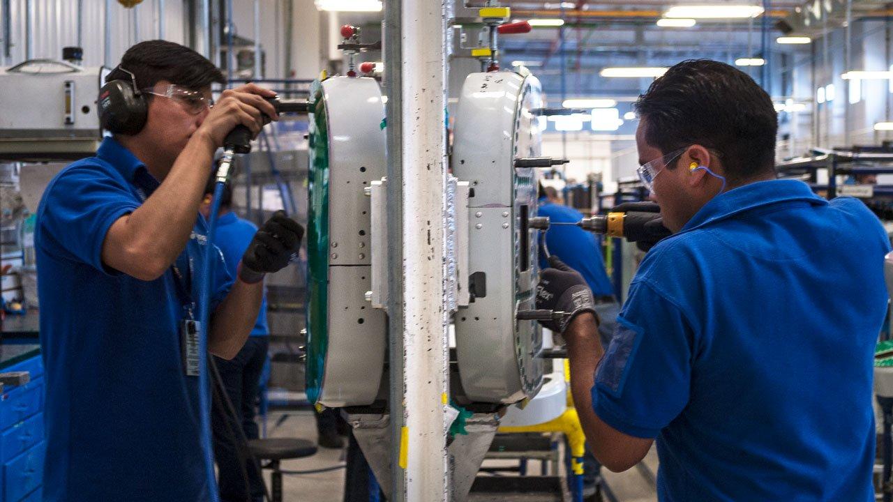Monterrey trabajos