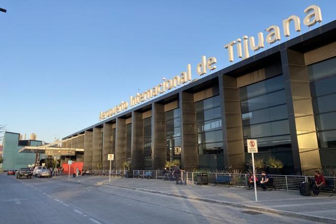 Aeropuerto Tijuana
