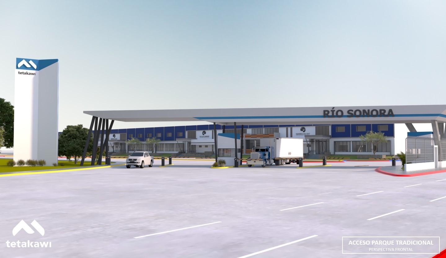 Tetakawi develops new HMO industrial park