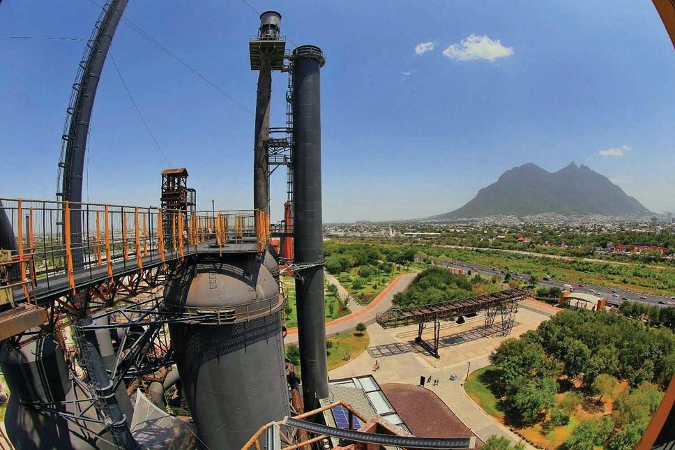 Industria en Monterrey