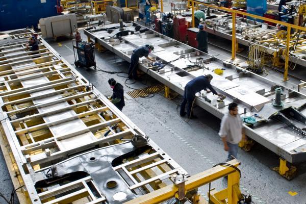 Industria en Chihuahua