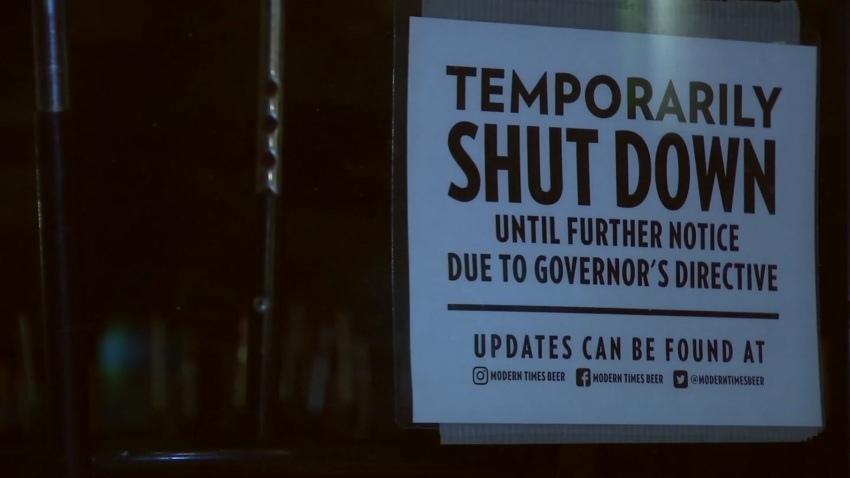 california business closed