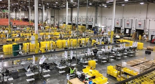 Amazon plans to open three new facilities in San Antonio