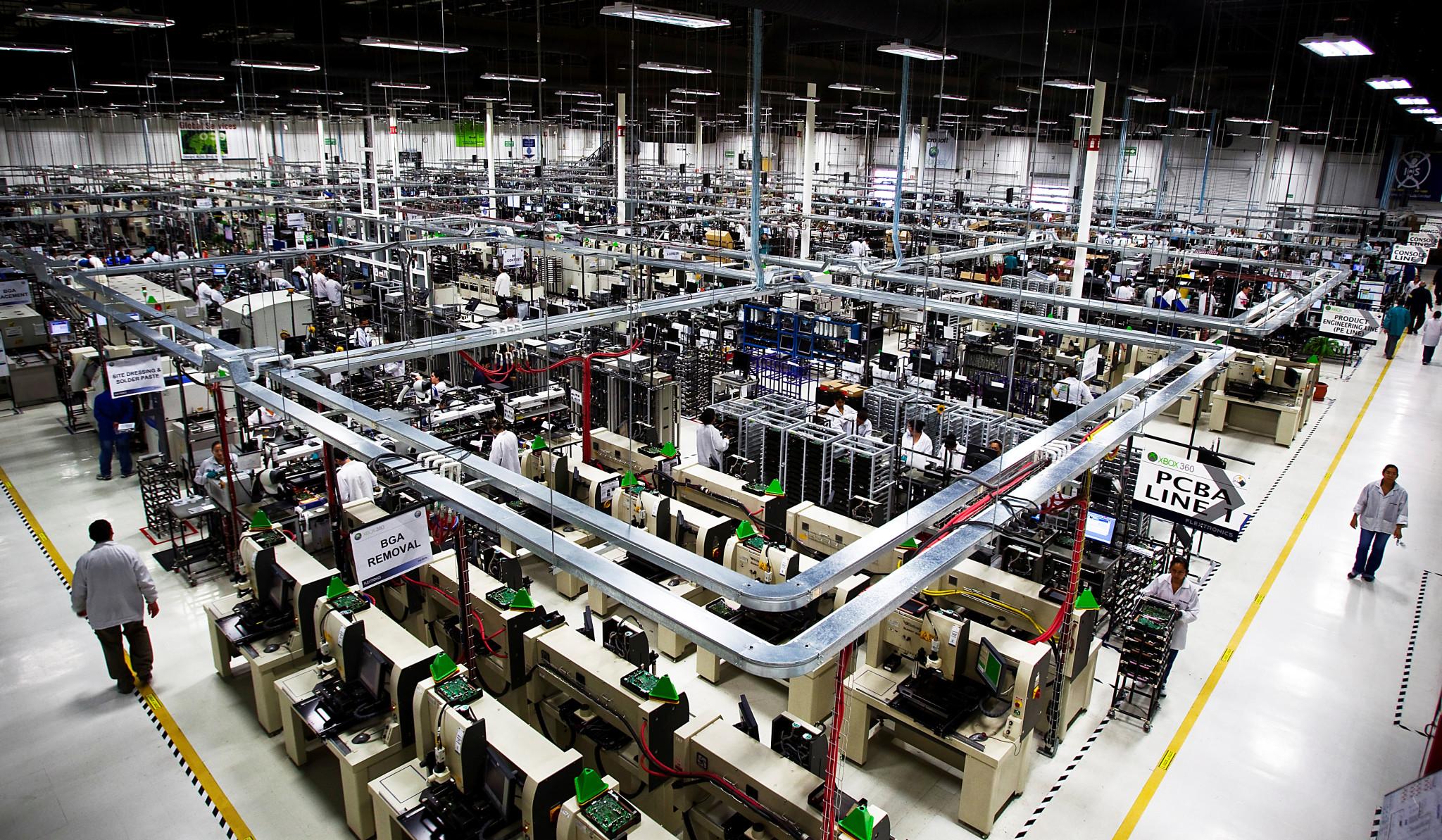 Flextronics to invest US$9 million in Baja California