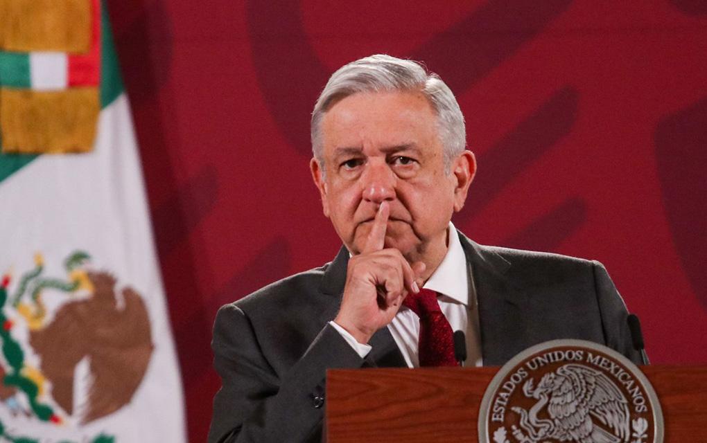 presidente de Mexico